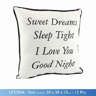 Sweet Dreams Cushion Thumbnail 1