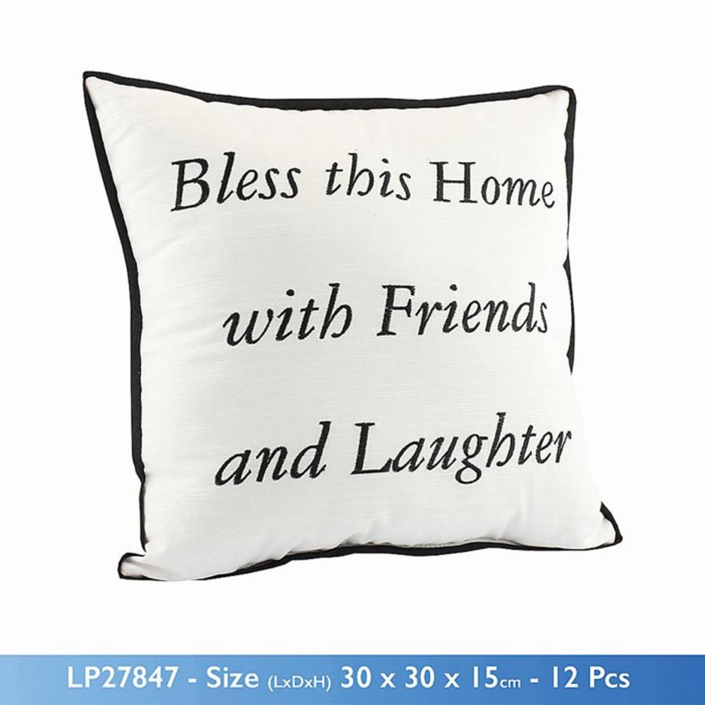 Bless This Home Cushion