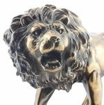 Art Bronze Jungle Lion