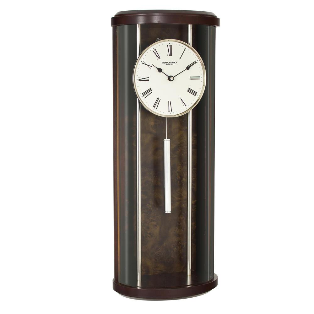 Curved Pendulum Wall Clock