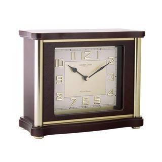Traditional Flat Top Mantel Clock Thumbnail 1