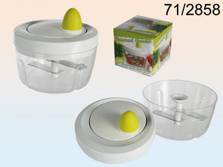 Plastic Universal Kitchen Grinder 8 Cm Thumbnail 1