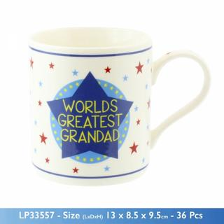 Worlds Greatest Grandad Mug Thumbnail 1