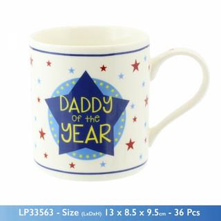 Daddy of the Year Mug Thumbnail 1