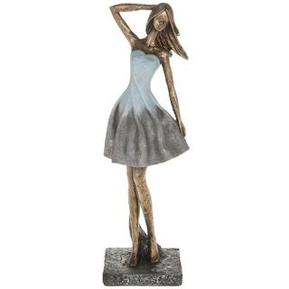 Graceful Girl Hand On Skirt Large Thumbnail 1