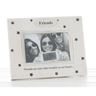 Star Print Frame Friends Are Stars That Twinkle In Our Hearts Thumbnail 1