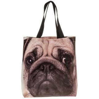 Visage Supermarket Bag Pug Thumbnail 1