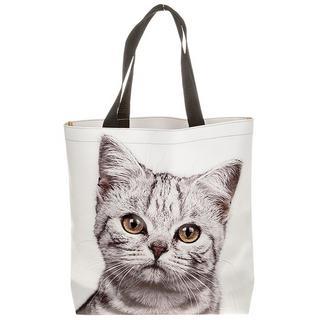 Visage Supermarket Bag Cat Thumbnail 1