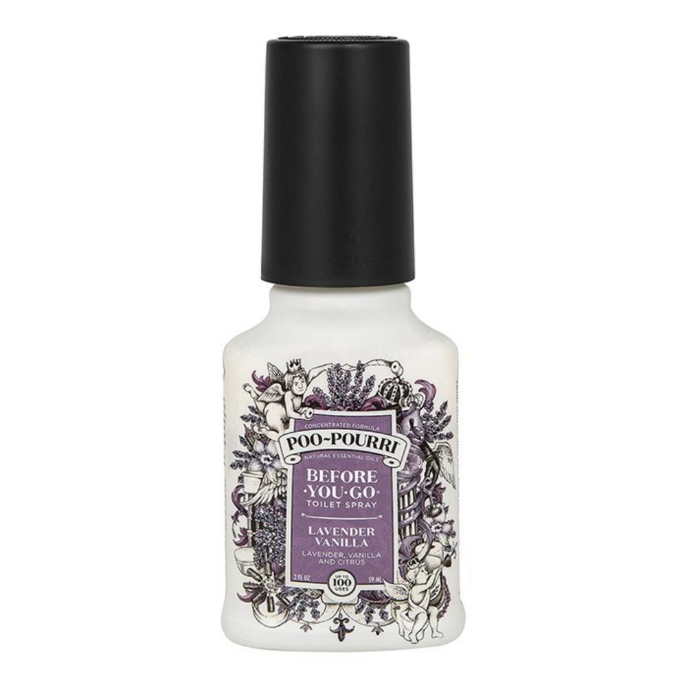 Poo Pourri Lavender and Vanilla 2oz