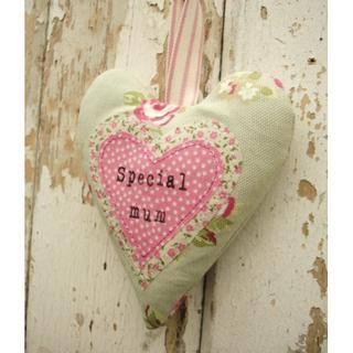 Special Mum Hanging Heart Thumbnail 1