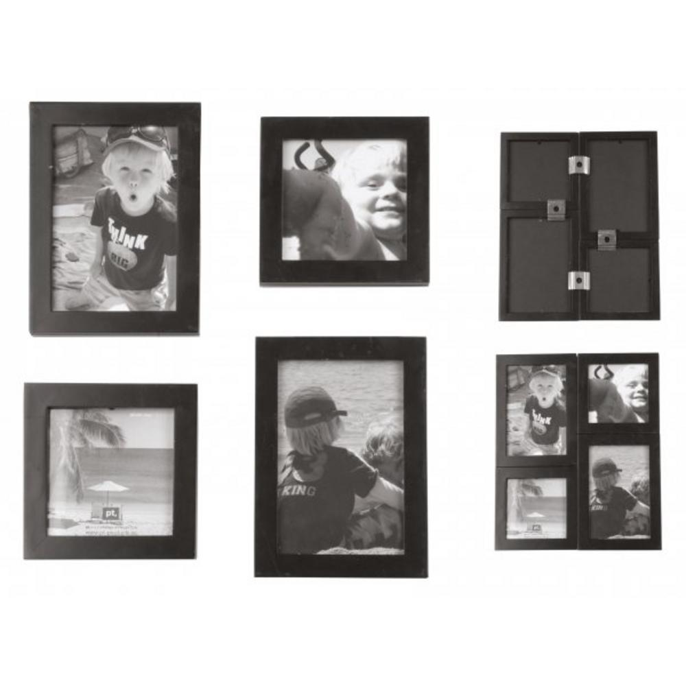 Pt Home Click And Fix Self Build Design Picture Photo Frame - Multi Aperture