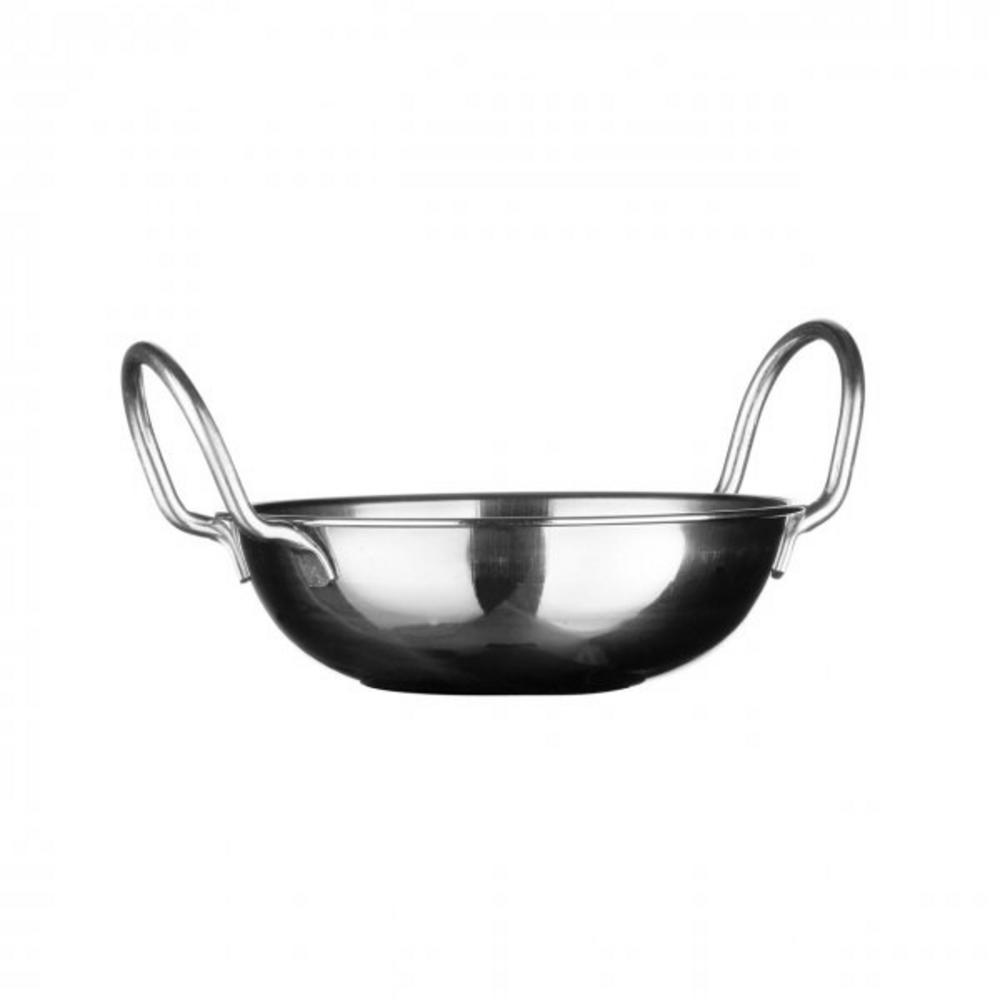 Discounted Quality Stainless Steel Curry Balti Dish 18Cm In Size