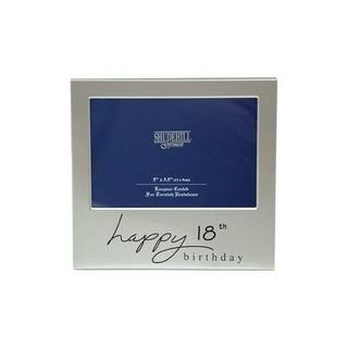 "Happy 18Th Birthday Celebration Picture Photo Frame Gift - 5"" X 3.5"" Thumbnail 1"