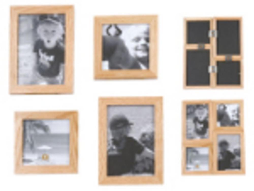 Pt Home Click And Fix Self Build Design Picture Photo Frame - Multi Aperture