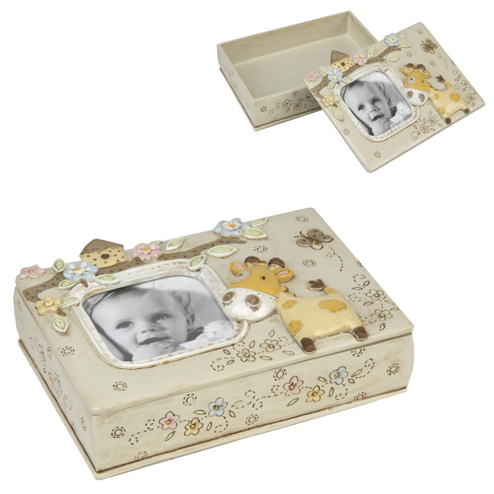 Juliana Baby Giraffe Series Picture Frame Photo Box Gift Boxed
