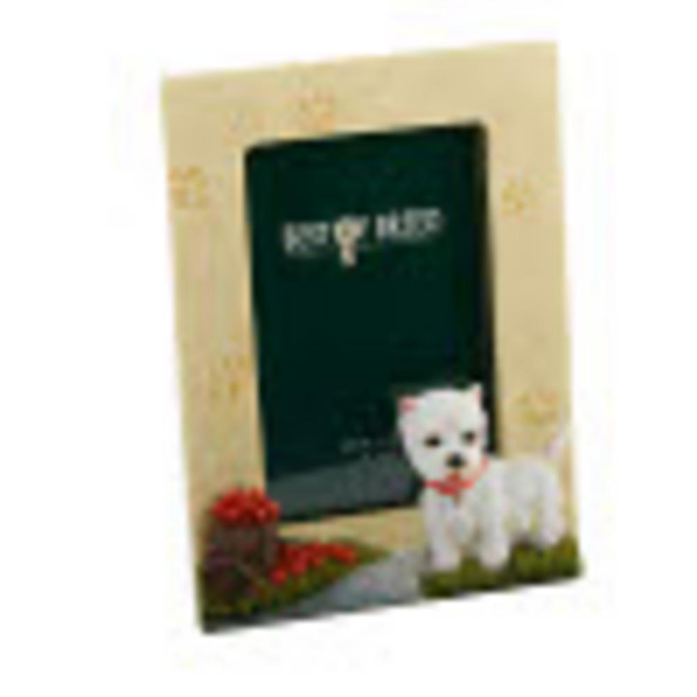 """Best Of Breed Highland Terrier Photo Picture Frame 4"""" X 6"""""""