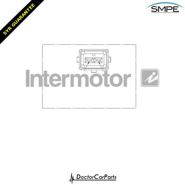 Crank Shaft Sensor FOR FIAT CINQUECENTO 91->94 CHOICE2/2 900 Petrol 170 SMP