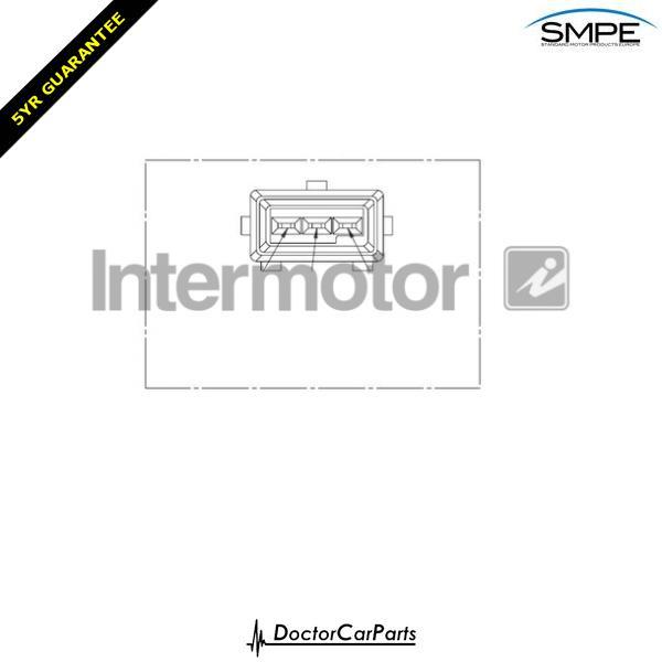 Crank Shaft Sensor FOR CAVALIER III 88->95 CHOICE2/2 1.8 Petrol J89 90bhp SMP