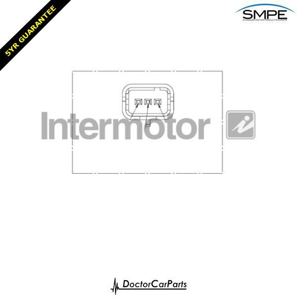 Cam Shaft Sensor FOR MAZDA 2 DY 03->07 CHOICE2/2 1.4 Diesel F6JA F6JB 68bhp SMP