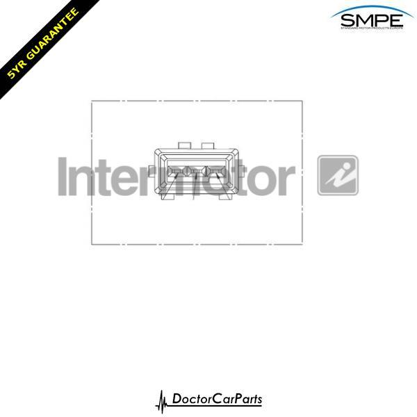 Crank Shaft Sensor FOR BMW E38 95->98 CHOICE2/2 728i iL 2.8 Petrol 193bhp SMP