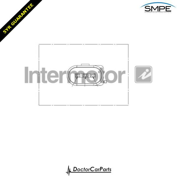 Crank Shaft Sensor FOR BMW X5 E53 03->06 CHOICE1/2 4.4 Petrol E53 320bhp SMP