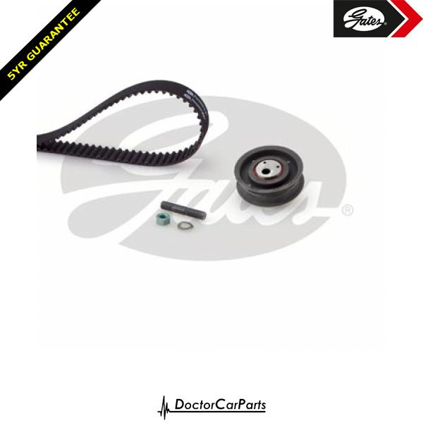 Gates Timing Cam Belt Kit for VW GOLF 1.5 1.6 1.8 GTI 17 19E Cabriolet Mk1 Mk2