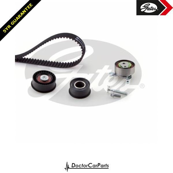 Gates Timing Cam Belt Kit for VAUXHALL VECTRA 1.6 1.8 X16XEL X18XE Z18XE B