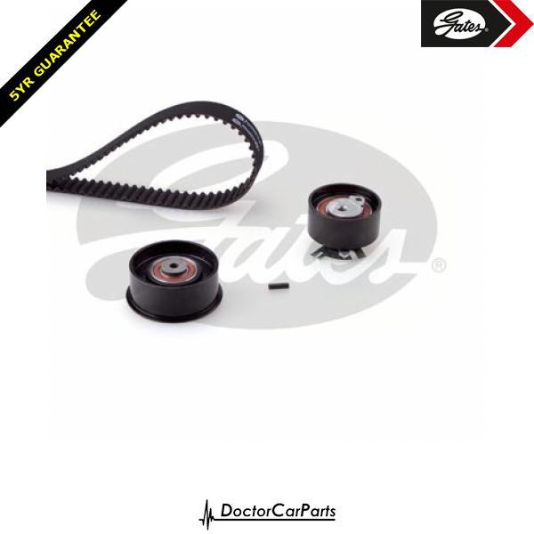 Gates Timing Cam Belt Kit for RENAULT MASTER 2.2 2.5 DCI G9T G9U ED FD HD JD UD