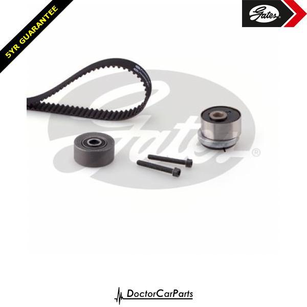 Gates Timing Cam Belt Kit for VAUXHALL CORSA 1.6 VXR A16LEL B16LES Z16LER D E