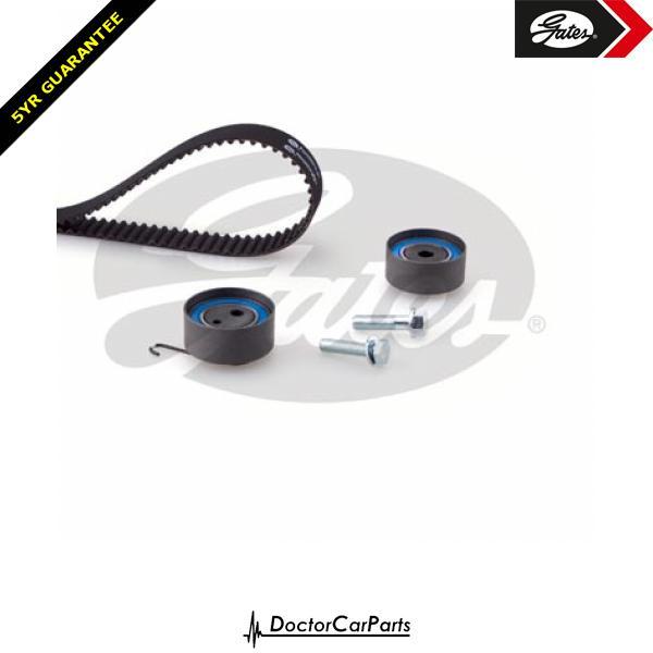 Gates Timing Cam Belt Kit for VAUXHALL ZAFIRA 1.7 CDTI A17DTJ A17DTR B