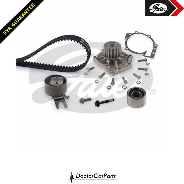 Gates Timing Cam Belt and Water Pump Kit for VOLVO XC70 2.4 CHOICE1/2 D D4 D5