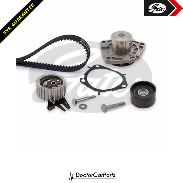 Gates Timing Cam Belt and Water Pump Kit for VAUXHALL INSIGNIA 2.0 CHOICE1/2