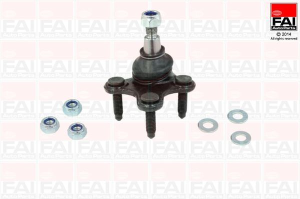 Ball Joint for AUDI A3 1.4 8P CAXC 8P1/8P7/8PA Petrol Front/Nearside FAI