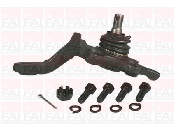 Ball Joint for TOYOTA AMAZON 4.2/4.7 TD 1HD-FTE/2UZ-FE Front/Lower/Offside FAI