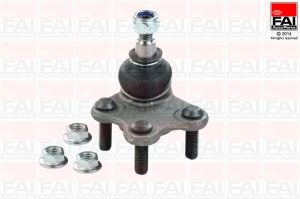 Ball Joint for AUDI S1 2.0 CWZA 8X1/8XA/8XF/8XK Petrol Front/Offside FAI