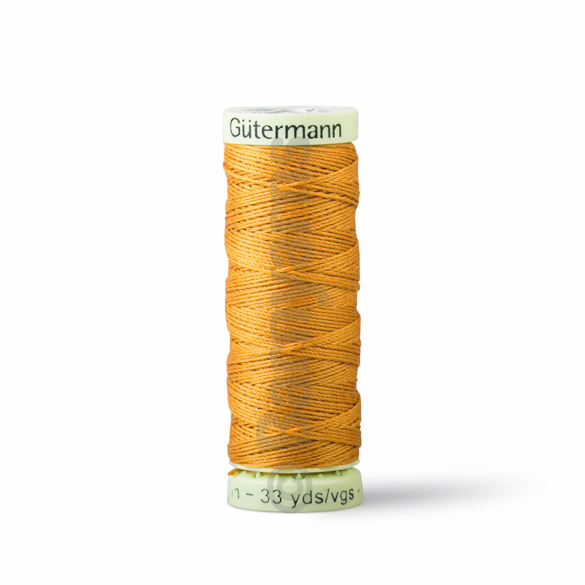 Gutermann-para-pespunte-Thread-Browns-cremas-amp-amarillos-Extra-Fuerte-Hilo-30m
