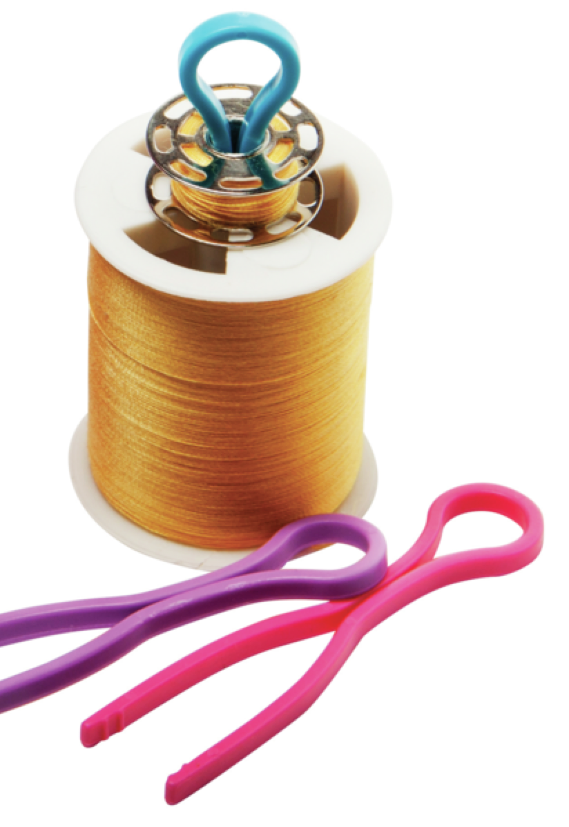 Bobbin Buddies ~ Set of 20 ~ Keep Your Bobbin Threads Matched Up with Your Thread Spools Best Choice
