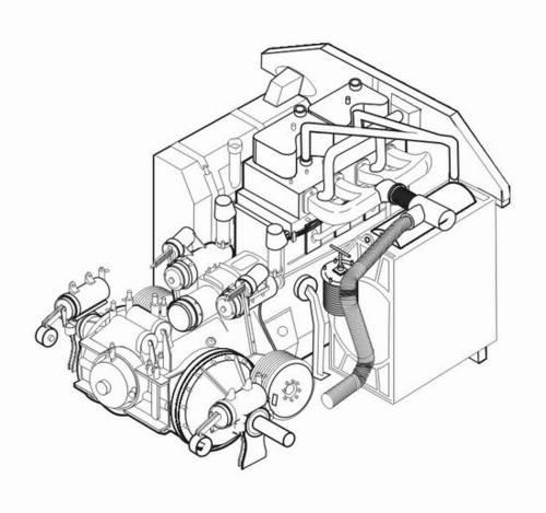 35 Pz 35t Skoda Lt Vz 35 Engine 3020