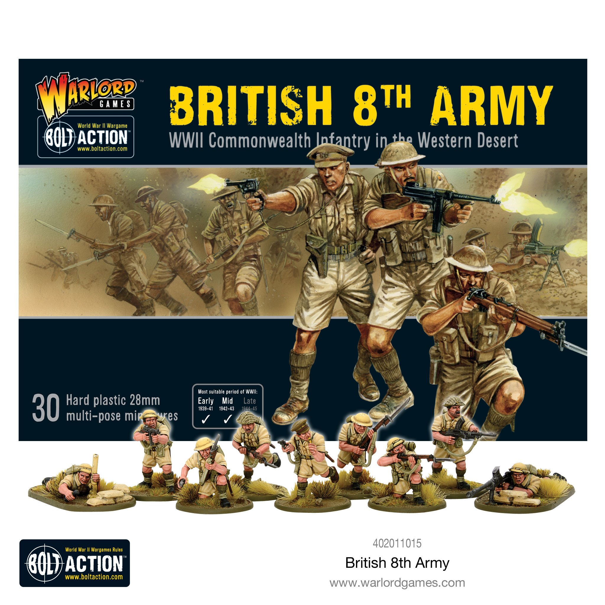 WWII FINNISH RIFLE SQUAD WARLORD GAMES BOLT ACTION 1//56 SCALE 28MM