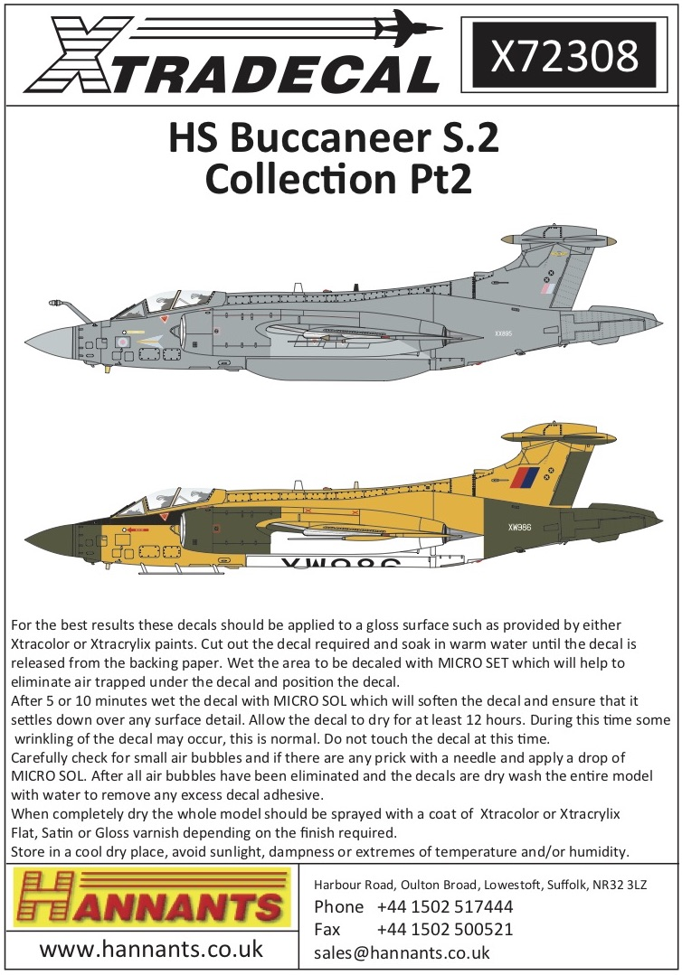 Xtradecal 1//72 north-american B-25C Mitchell Collection #72273