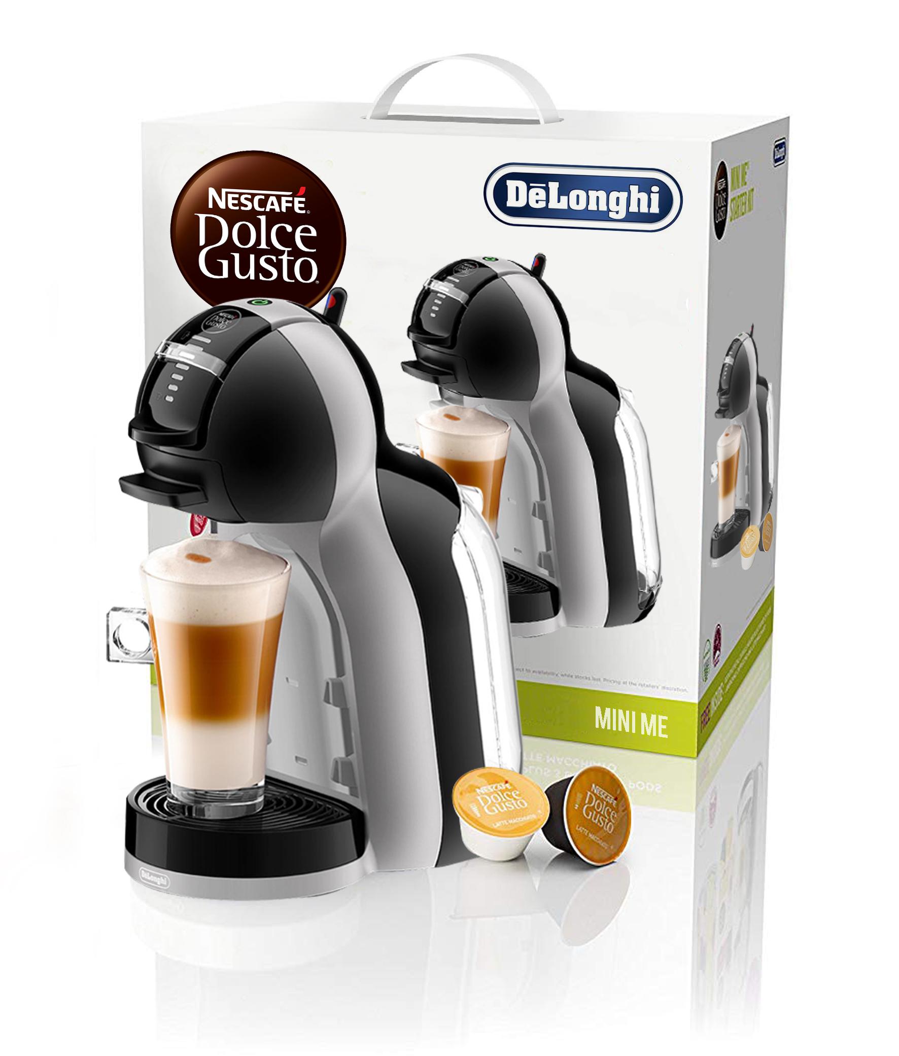 Nescafé Dolce Gusto Mini Me Pod Coffee Machine By Delonghi Edg155