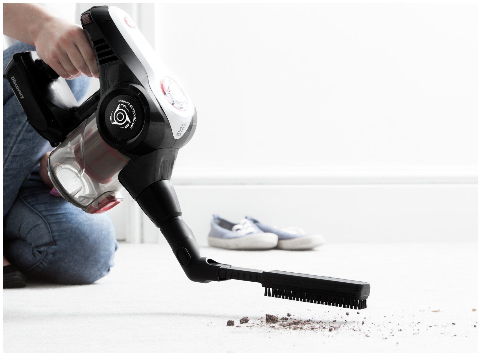 Hoover Cordless Discovery Pets Vacuum Ds22hcb Accessory