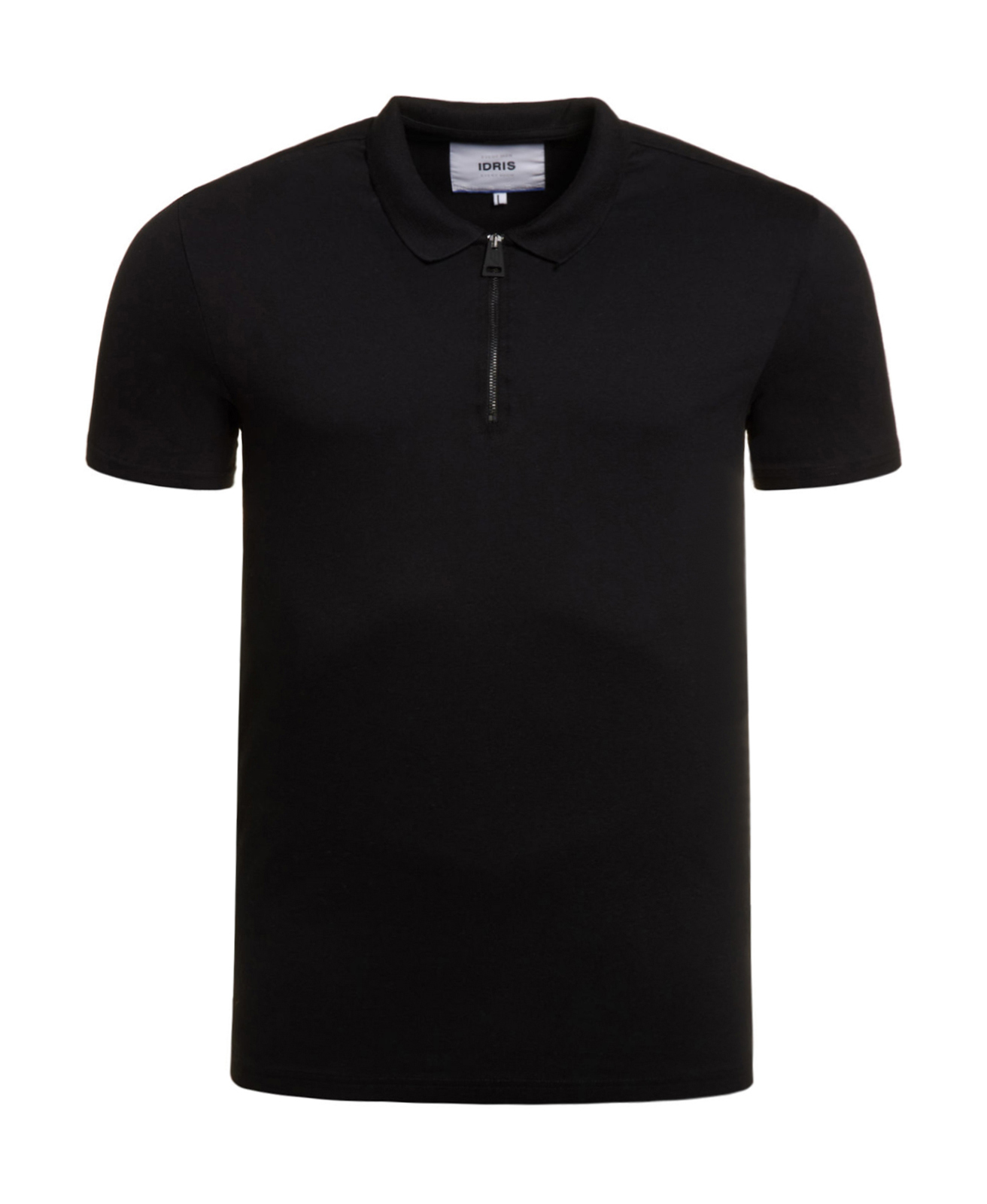 74347cfe878 Sentinel New Mens Superdry Factory Second IE Zip Polo Shirt Navy