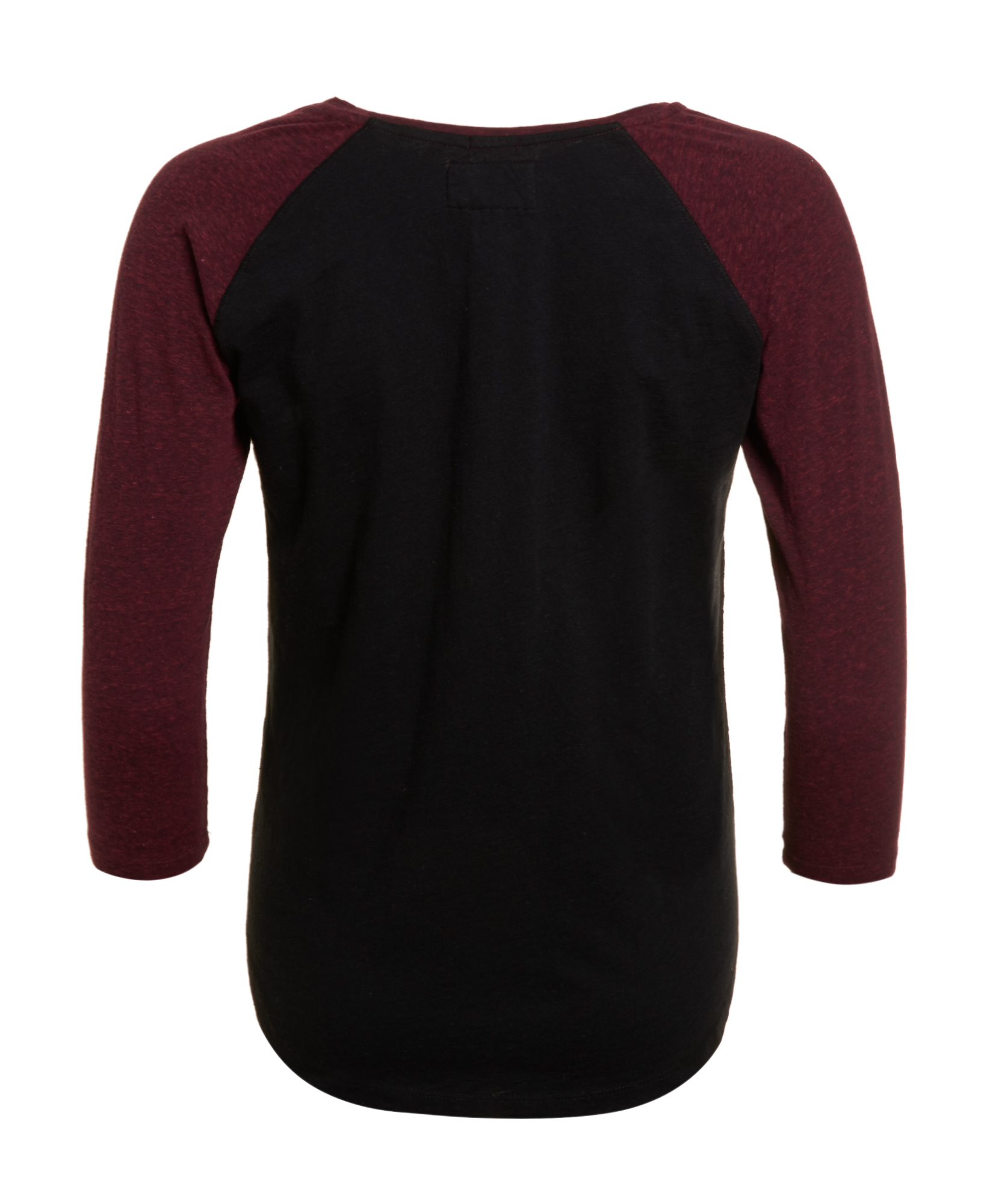 New Womens Superdry Imperial Baseball Top Midnight Sky ...