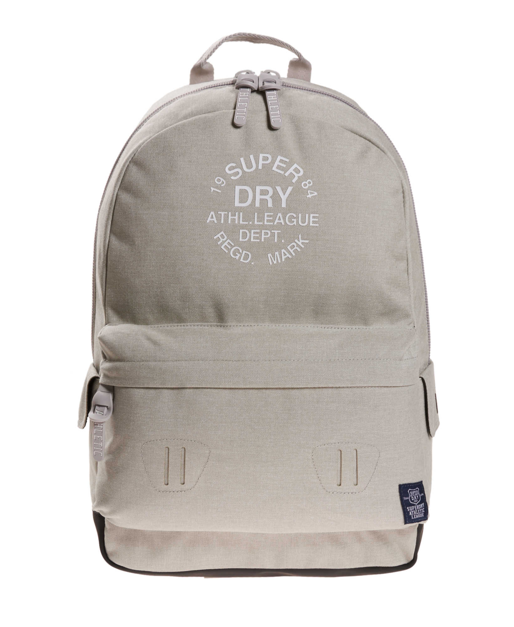 competitive price c52ee 2d22a Details zu Neue Superdry Athletic League Montana Rucksack Grau