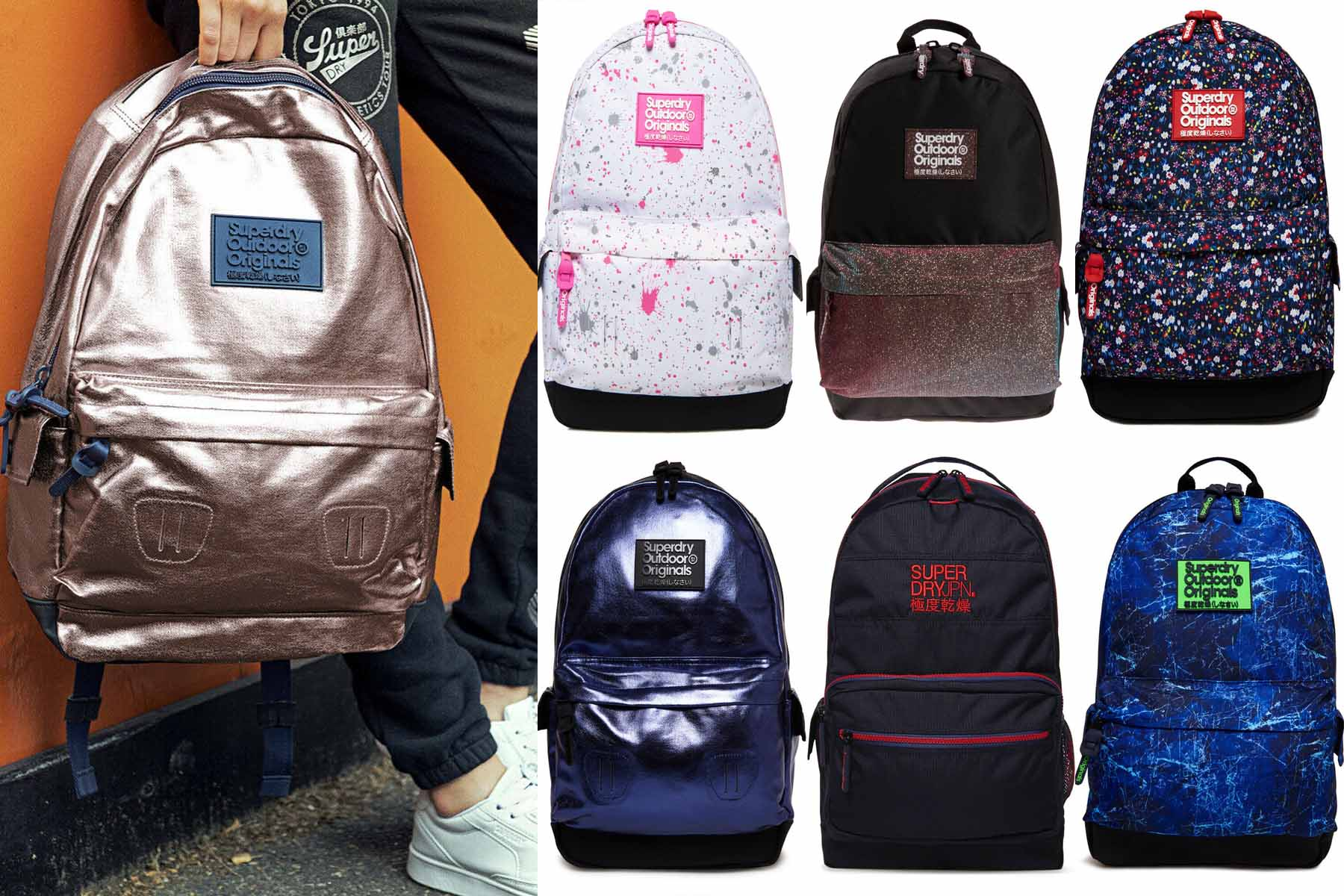 Details about New Superdry Bags Selection Various Styles & Colours 240119