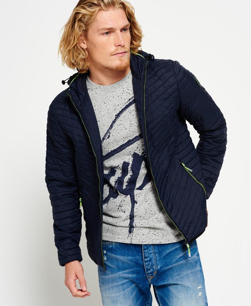the best attitude d0594 ea01d Details zu Neue Herren Superdry Vintage Fuji Jacke Navy