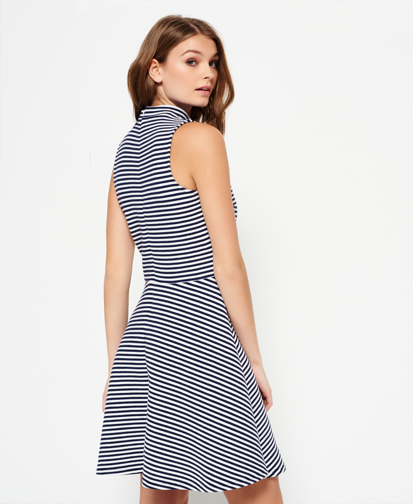 Erin Racer Dress Superdry Free Shipping The Cheapest Discount Wholesale Price Clearance Very Cheap Sale Finishline CcLfo