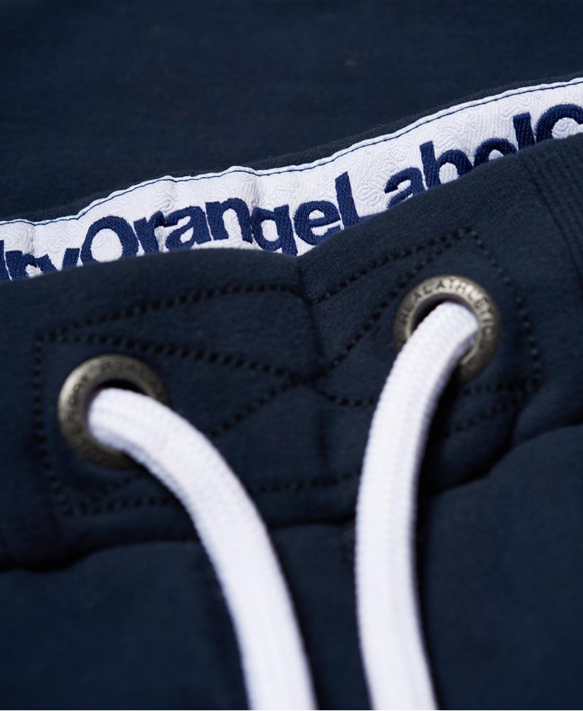51150a2297 Sentinel New Mens Superdry Orange Label Cali Shorts Pitch Navy