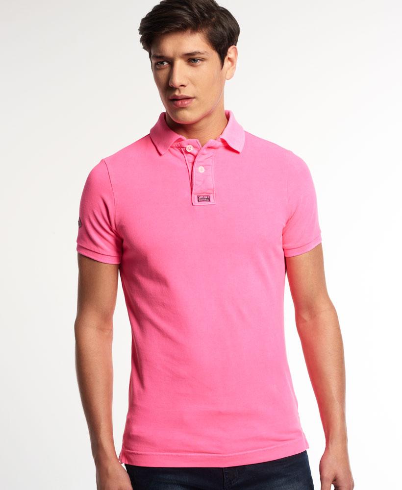 Mens Pink Polo Shirts Sale 64ae1ebee5bf